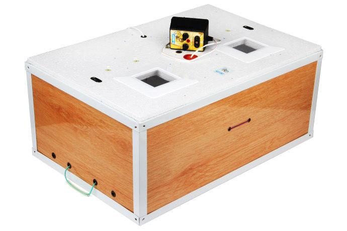 Инкубатор для яиц Курочка ряба - 100 с механическим переворотом и цифровым терморегулятором