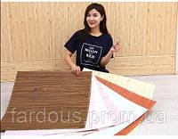 Самоклеючі 3D панелі для стін