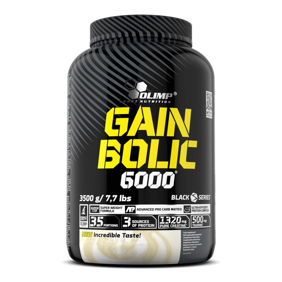 Гейнер Olimp Gain Bolic 6000, 3.5 кг Ваниль