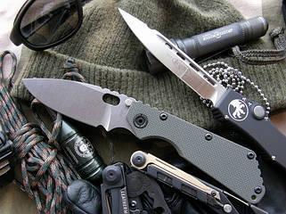 Элитная серия складных ножей