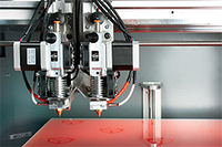 3D принтер объемом 1м*1м*2м