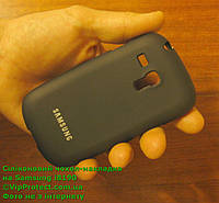 Samsung i8190, черный_силиконовый чехол Galaxy S3 mini