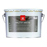 Перламутровая фасадная лазурь Валтти Арктик Тиккурила (Valtti Arctic Tikkurila) ЕР 9,0 л