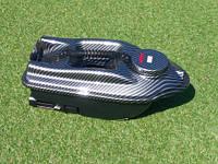 Карповый прикормочный кораблик Boatman ACTOR Carbon 10A для рыбалки, завоза прикормки, оснастки