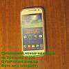 Samsung i9190, белый_силиконовый чехол Galaxy S4 mini