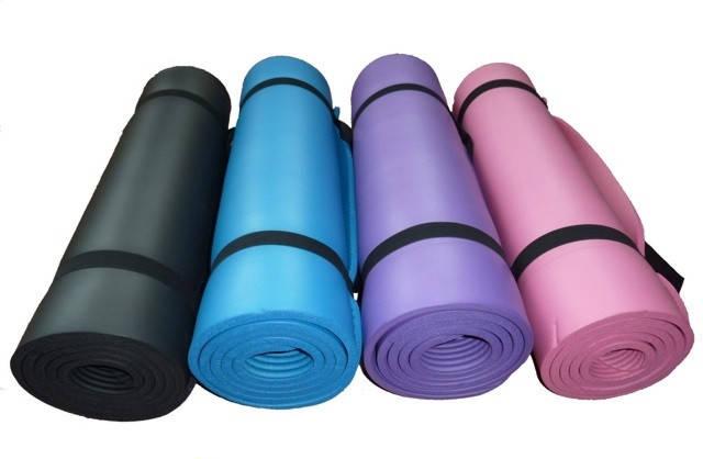 Йога Мат Fitness-Yoga Mat PLUS PS-4017, фото 2