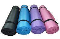 ЙогаМат Fitness-Yoga Mat PLUS PS-4017