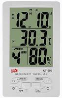 Электронный термометр - гигрометр KT-903