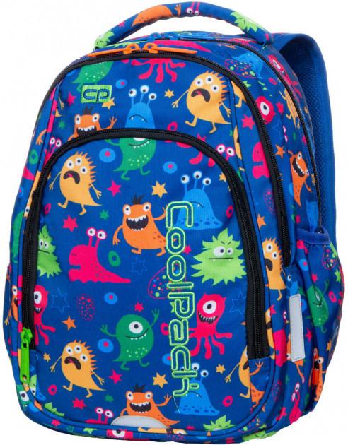 Рюкзаки шкільні 6-9 років для хлопчиків та універсальні CoolPack