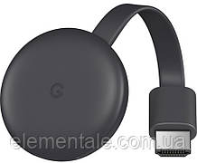 Смарт-приставка Google Chromecast 3
