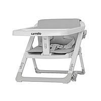 Стульчик - бустер для кормления CARRELLO Ergo CRL-8403 Light Grey / 4 /
