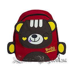 """Детский рюкзак """"Bear Kube"""" 3 Рисунка (26*23*12)"""