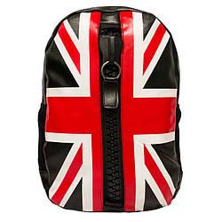 Стильный городской рюкзак Big Britain. (45х33х17 см.)