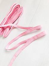 Резинка розовая 1см.