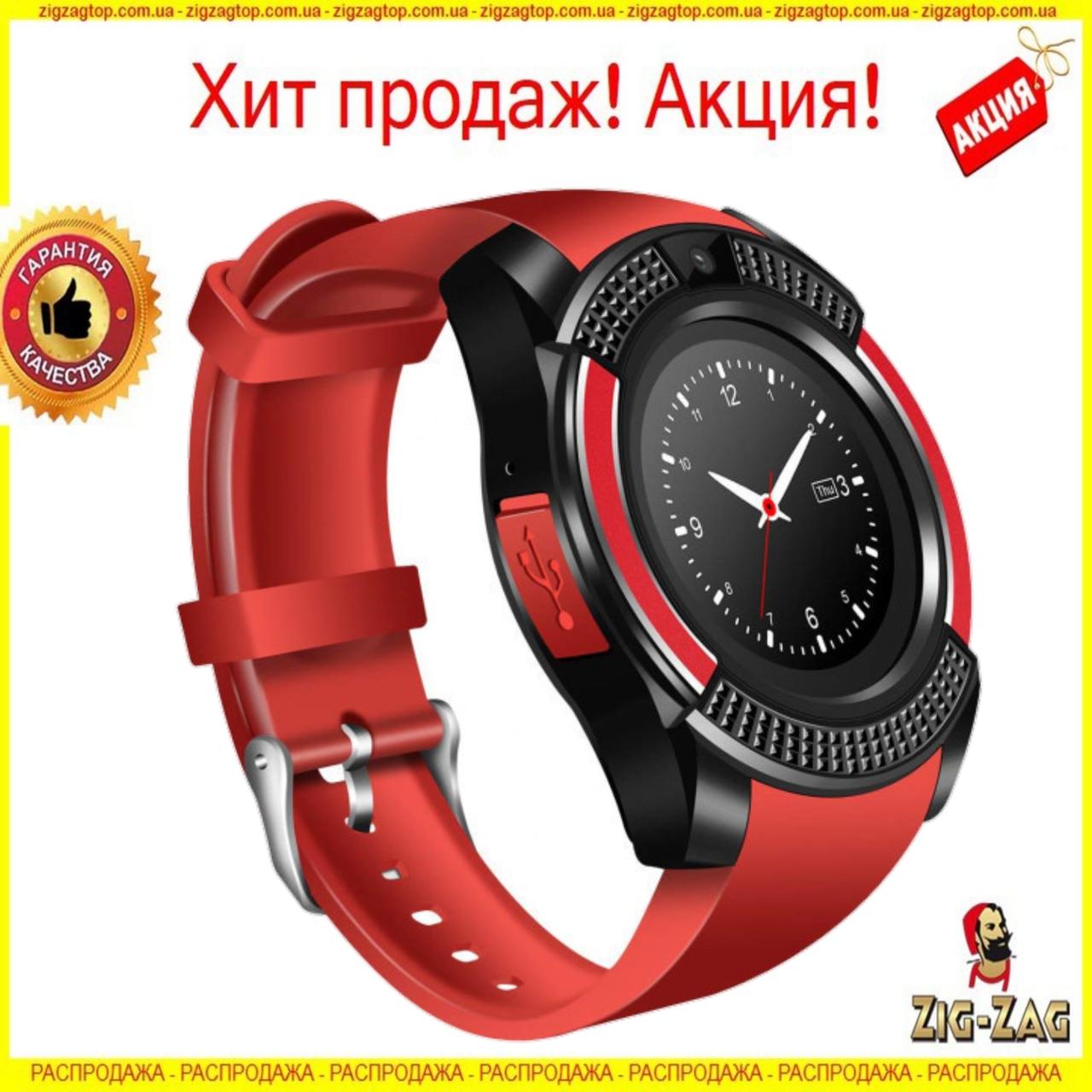 Умные часы Smart Watch V8 Смарт Розумний Годинник, Гаджет для Андроид ЗВОНКОВ часы-телефон Вотч Сенсорные