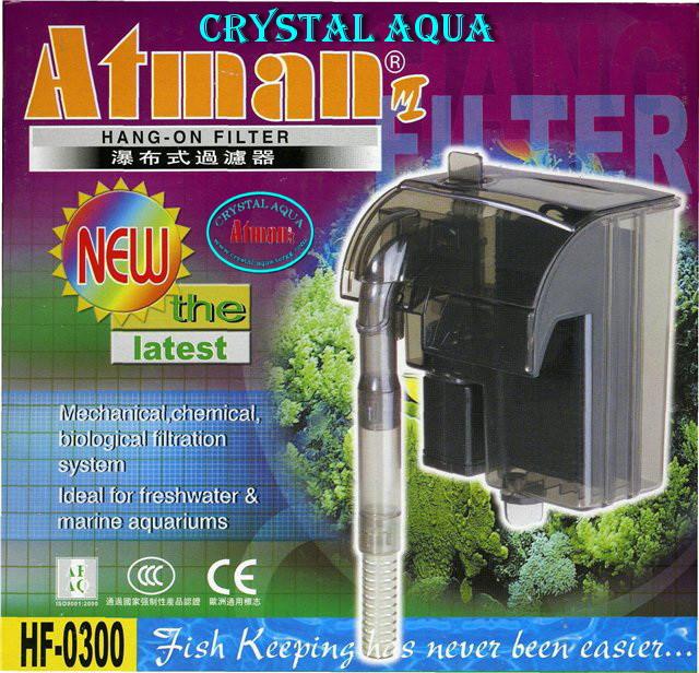 Навесные фильтры Атман