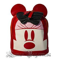 """Рюкзак """"Minnie"""" 2 Цвета Красный (32*30*15)"""