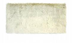 Килим KONTRAST Alaska Імітація овечої шкіри ECRU 160*230