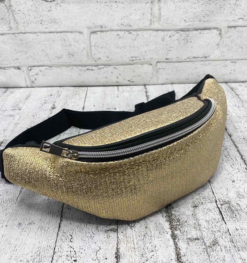 Жіноча сумка ( Бананка)