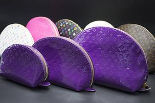 Набор косметичек LV 7 Цветов Фиолетовый* (25*13*8)
