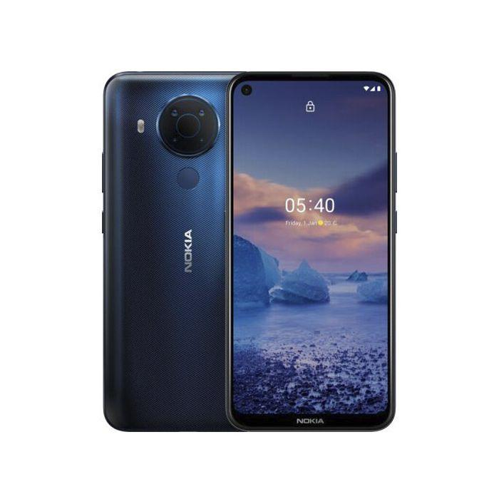 Nokia 5.4 TA - 1337 DS 4/64 Polar Night   Blue