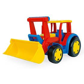 Игрушечная машинка Трактор Wader Гигант 66000 (1)