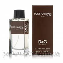 Мужская туалетная вода дольче габбана зе ван Dolce Gabbana The One for Men 100 ml (лиц) парфюм аромат духи