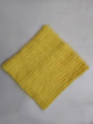 Бафф  YUANG MENG 200900 желтый, фото 2