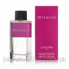 Женская туалетная вода Ланком Миракл Lancome Miracle 100 ml (лиц) парфюм аромат запах духи