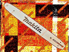 Шина для бензопил MAKITA 16 дюймів, оригінал (код 442040611).