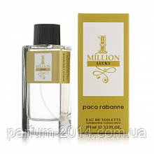 Мужская туалетная вода пако рабан ван миллион лаки Paco Rabanne 1 Million Lucky 100 мл (лиц) одеколон парфюм