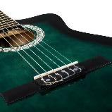 Акустическая гитара BANDES CG-821 GLS 3/4, фото 3