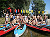 Байдарочный тур по реке Северский Донец (ВСЕ ВКЛЮЧЕНО)!