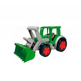 Игрушечная машинка Трактор Wader Гигант 66015 (1) Зеленый