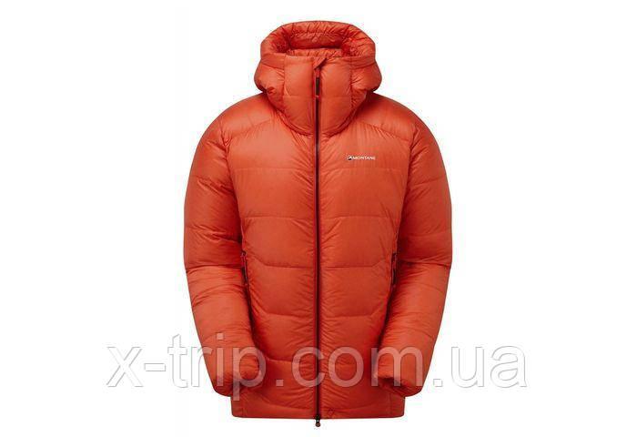 Пуховик Montane Men's Alpine 850 Down Jacket Firefly Orange, XXL