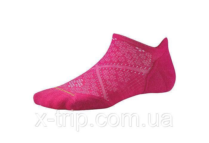 Шкарпетки Smartwool women's PhD Run Light Elite Micro Socks S, Bright Pink