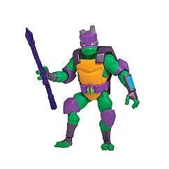 Фігурка Черепашка-Ніндзя Донателло з Бойовим Панциром Серії Еволюція Teenage Ninja Turtles Donatello (12 Cм) 80827