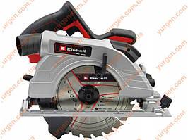 Пила дисковая аккумуляторная Einhell TE-CS 18/190 Li-Solo New