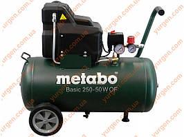 Компрессор Metabo Basic 250-50 WOF