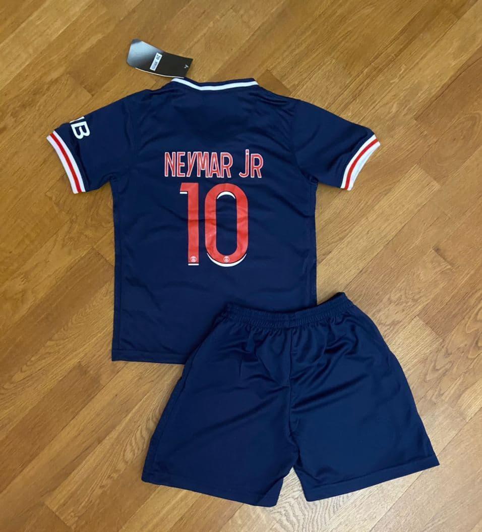 Дитяча футбольна форма ПСЖ Neymar 10 синя 2020-2021 р