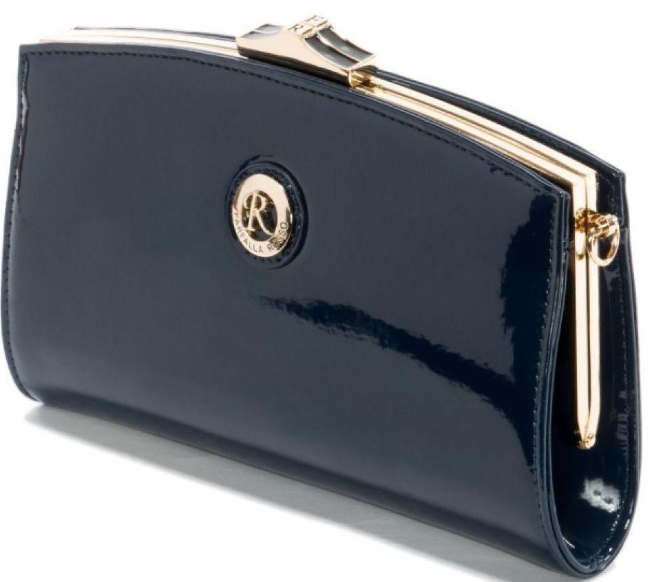 21f446d12a07 Клатч женский, синий, лаковый - Интернет-магазин стильных сумок