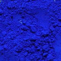 Сухой пигмент флуорисцентный синий-5 грамм