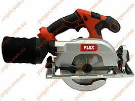 Пила дисковая аккумуляторная FLEX CS62 18.0-EC