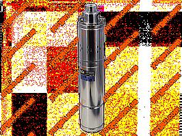 Насос занурювальний свердловинний глибинний Werk 4QGD1.2-50-0.37