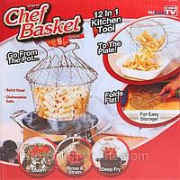 Друшлаг Stainless Steel Cooking Basket [2619]