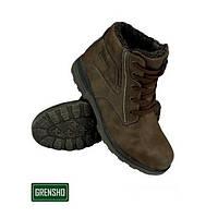 Берцы, ботинки тактические зимние Grensho Grizzly