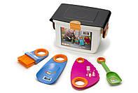 Коробка с детскими инструментами My First Fiskars™ (138200)