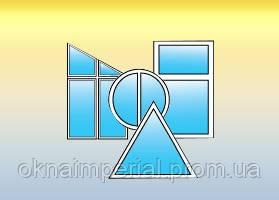 Формы и конфигурации пластиковых окон.