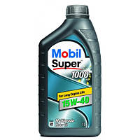 Масло Mobil Super 1000 X1 15W-40 (1л.)