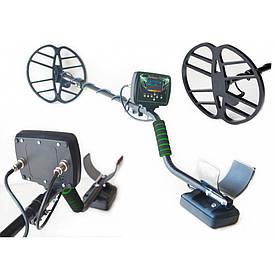 Металошукач Фортуна ПРО з OLED-дисплеєм. FM трансмітер,металошукач